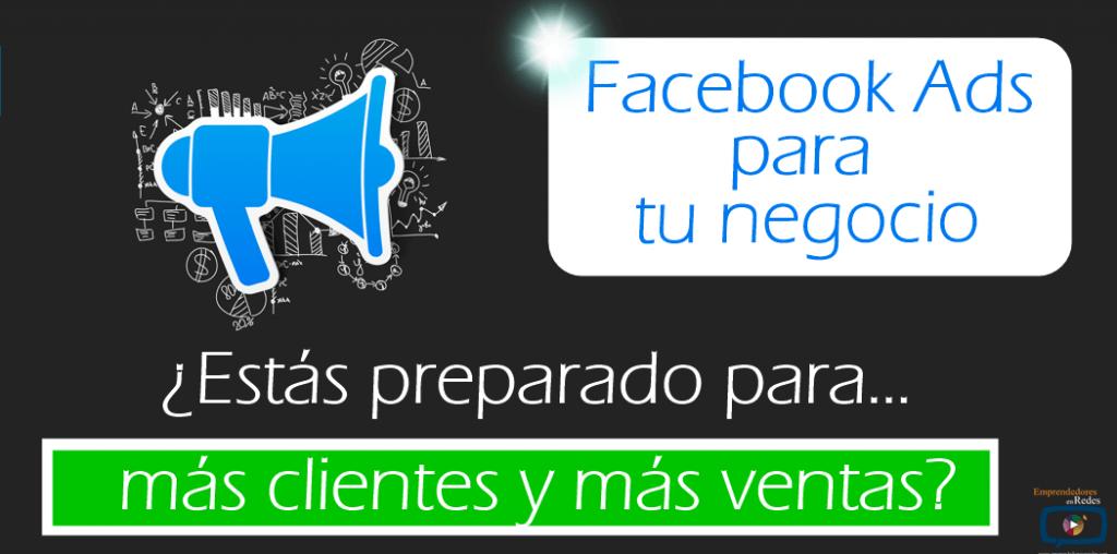 Facebook Ads para tu negocio