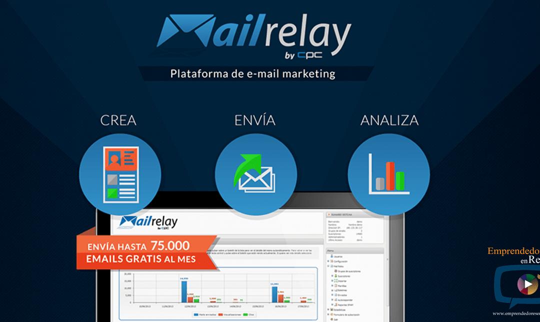Conoce Mailrelay y la posibilidad de hacer email marketing gratis