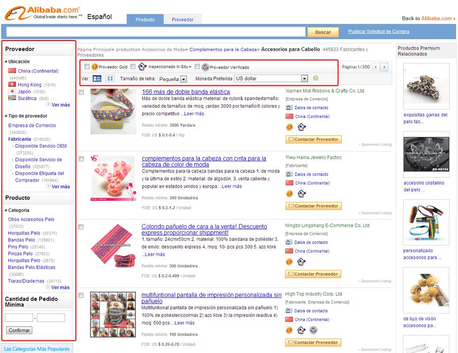 como comprar en alibaba